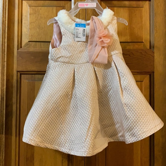 Size 9-12 Month Baby Girl Dress